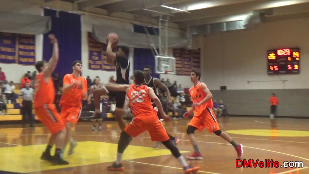 Post-Graduate Basketball - Massanutten Military Academy