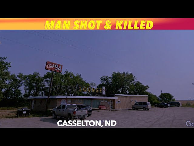 Man Shot & Killed Early Monday Morning In Casselton, ND