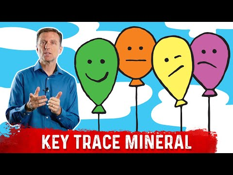 Use this Trace Mineral for Excessive Blinking, Jerking, Twitching and other Tics