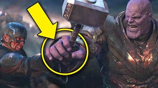 200 Avengers Endgame Easter Eggs I Noticed After Watching The Infinity Saga | Things You Missed