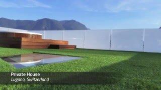 Realizzazioni: terrazzi, tetti verdi giardini e giardini pensili