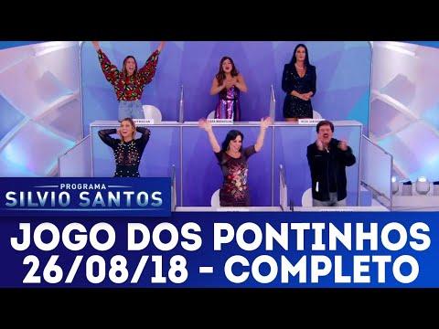 Jogo dos Pontinhos | Programa Silvio Santos (26/08/18)