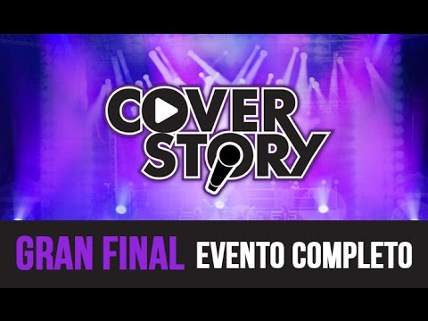 GRAN FINAL DE COVER STORY (Video completo) - RK EL ARTISTA,