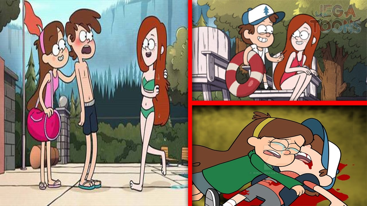 Gravity Falls Wallpaper Anime 10 Curiosidades Sobre Dipper Gravity Falls Youtube