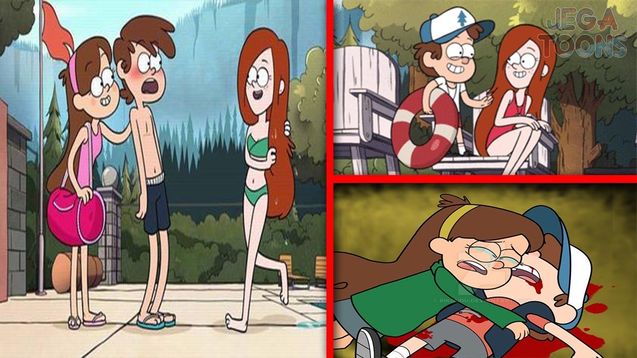 Gravity Falls Mabel And Waddles Wallpaper 10 Curiosidades Sobre Dipper Gravity Falls Youtube