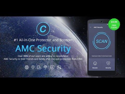 ключи для amc security pro android