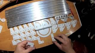 Распаковка . Алюминиевый профиль из Челябинска. RSI