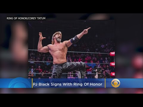PJ Black, AKA Justin Gabriel, Happy He Signed With Ring Of Honor Over WWE – Local News Alerts