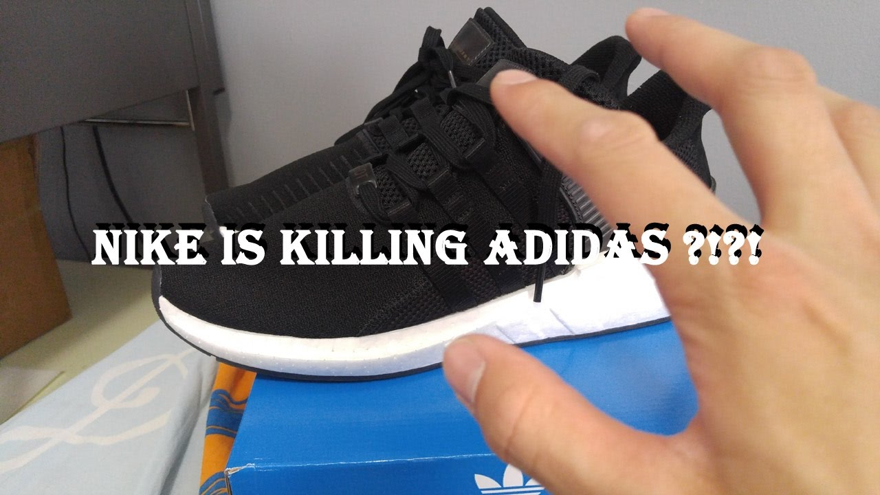 Adidas EQT Support 93 / 17 Boost YouTube