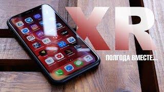 6 месяцев с Apple iPhone XR. Опыт использования. За что я его люблю и за что ненавижу