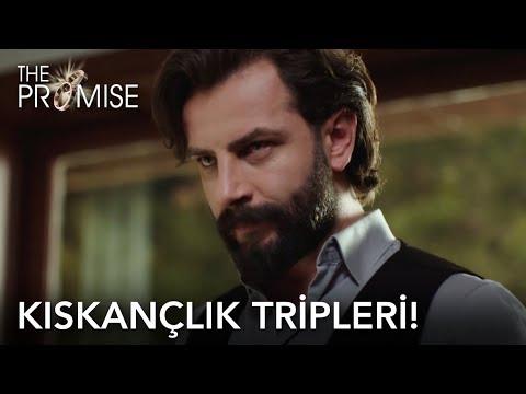 Emir'in Kıskançlık Tripleri   Yemin 53. Bölüm (English And Spanish)