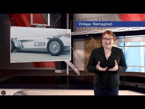 Used Tesla Listings, Retro EV Race Car, 748 Miles of Range -- TEN Future Car News 18/08/2017