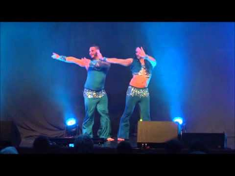 Azad Kaan & Antonio Rodrigues at World of Orient 2016