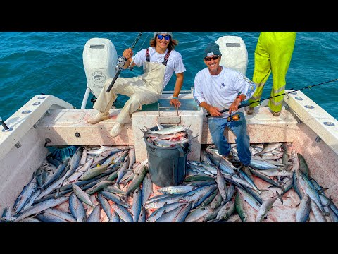 We FILLED the Boat..TRUTH Behind Commercial Fishing