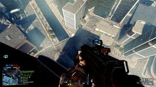 Battlefield 4 Multiplayer Gameplay! (BF4 Next Gen Graphics PC Game Play HD E3M13 )