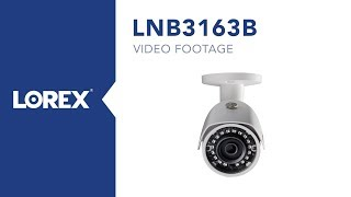 Lorex 3MP HD 4 Pack Bullet Security Cameras with Long-Range Night Vision video