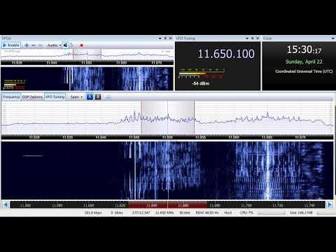 22 04 2017 FEBC Radio Teos in Russian and Ukrainain to CeAs 1529 on 11650 Bocaue