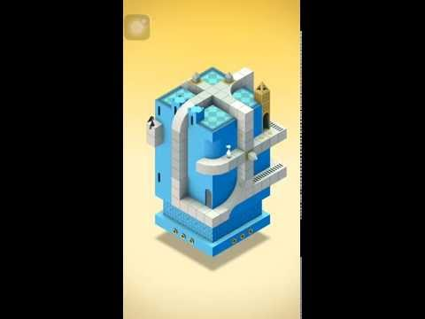 Monument Valley Walkthrough Ida's Dream (Blue Version)