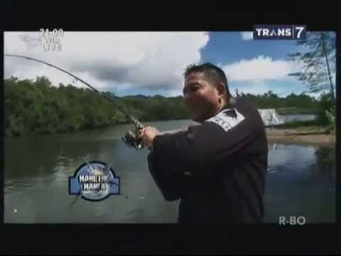 Mancing Mania (29 Dec 2013) - Jelajah Sungai Raja Ampat Travel Video