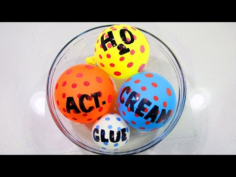 Download diy mini cereal slime videos from youtube omgyoutube how to make cereal slime with satisfying polka dot balloons cutting ccuart Image collections