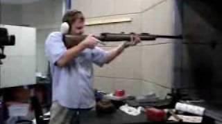 577 t-rex rifle shots (a.k.a elephant gun)