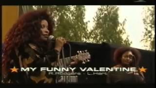 Chaka Khan - My Funny Valentine - Live in Pori