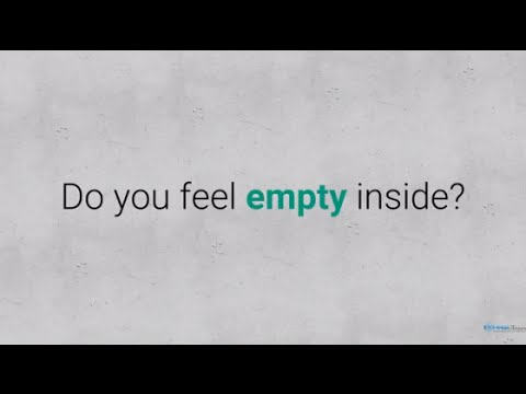 Why do I feel so empty inside? What does God want from me?
