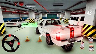 Parking game 5th Wheel Car Parking Driver Simulator - Best Android Gameplay