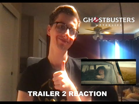 Ghostbusters: Afterlife Trailer 2 Reaction