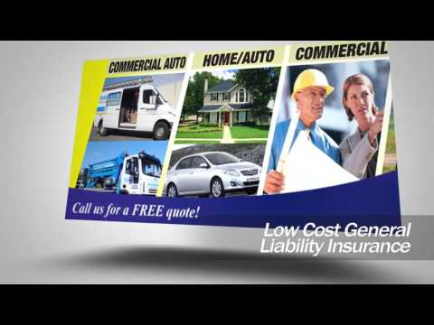Cheap General Liabilty, Commercial Auto Insurance Metroplus Insurance Agency  9737323794