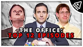 The Top 12 Episodes of The Office of All Time! (Nerdist News w/ Amy Vorpahl)