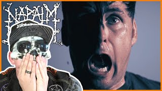 NAPALM DEATH A Bellyful of Salt and Spleen Video REACTION & REVIEW: Experimental Madness!