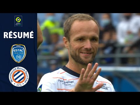 Troyes Montpellier Goals And Highlights