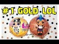 LOL WAVE 2 GOLD BALL WEIGHT HACK Confetti POP Series 3 Opening 1st BOY PUNK BOI
