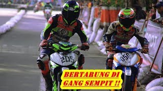 BALAP SIRKUIT KAYAK GANG KAMPUNG ROADRACE INDONESIA 2019