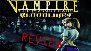 Vampire: The Masquerade - Bloodlines Review (PC) - Gaming Review