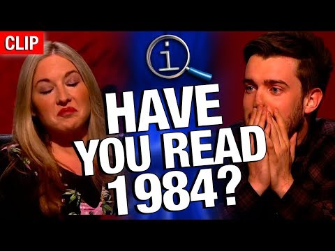 Thumbnail: QI | Have You Read 1984?