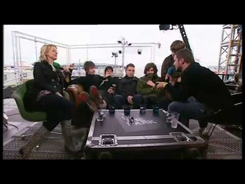 Arctic Monkeys Interview - With Lily Allen
