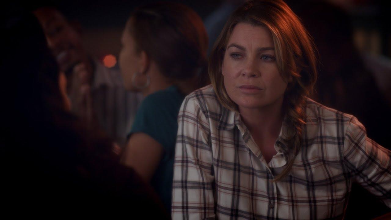 Grey's Anatomy - Season 11 - Meredith and Callie Get Drunk ...
