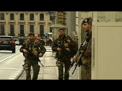 Imminent threat of Paris-style attacks puts Belgian Govt. on high alert
