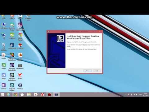 mp3 download manager 1.0 indirme ve kurulum