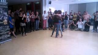 Repeat youtube video Doumb Kizomba Leading and Following technique