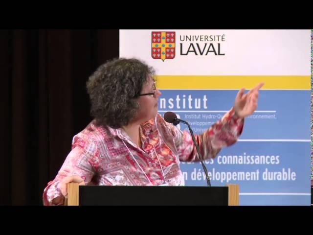 Florence Piron - Accès Savoirs: Faire le pont entre les chercheurs et la société civile