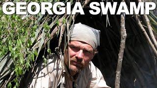 Survivorman   Season 1   Epiṡode 4   Georgian Swamp   Les Stroud