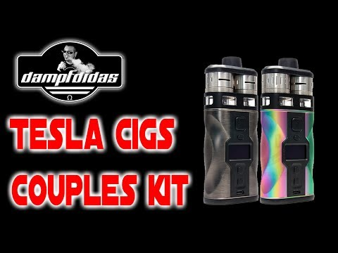 Tesla Couples Kit 220W Dual RDTA System Review 5x 2 Tickets PureVape München Giveaway!!