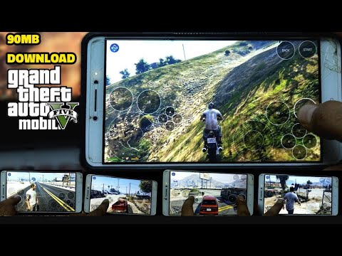 HOW TO DOWNLOAD REAL GTA 5 ON ANDROID 2020