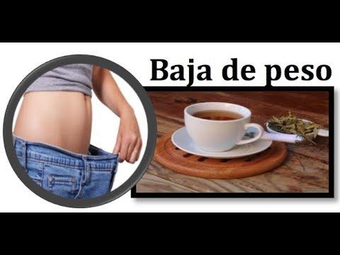 Hoja sen para bajar de peso
