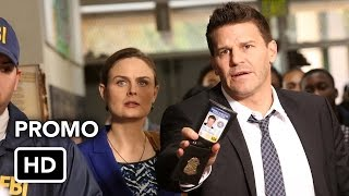 "Bones 10x12 Promo ""The Teacher in the Books"" (HD)"