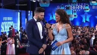 Video Jomari Goyso Emotivas Palabras a Francisca Lachapel Premio Soberano 2017 download MP3, 3GP, MP4, WEBM, AVI, FLV November 2018