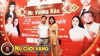 Hậu Trường LiveShow Mr. Vượng Râu 22 năm Khóc Cười (ngày cuối)